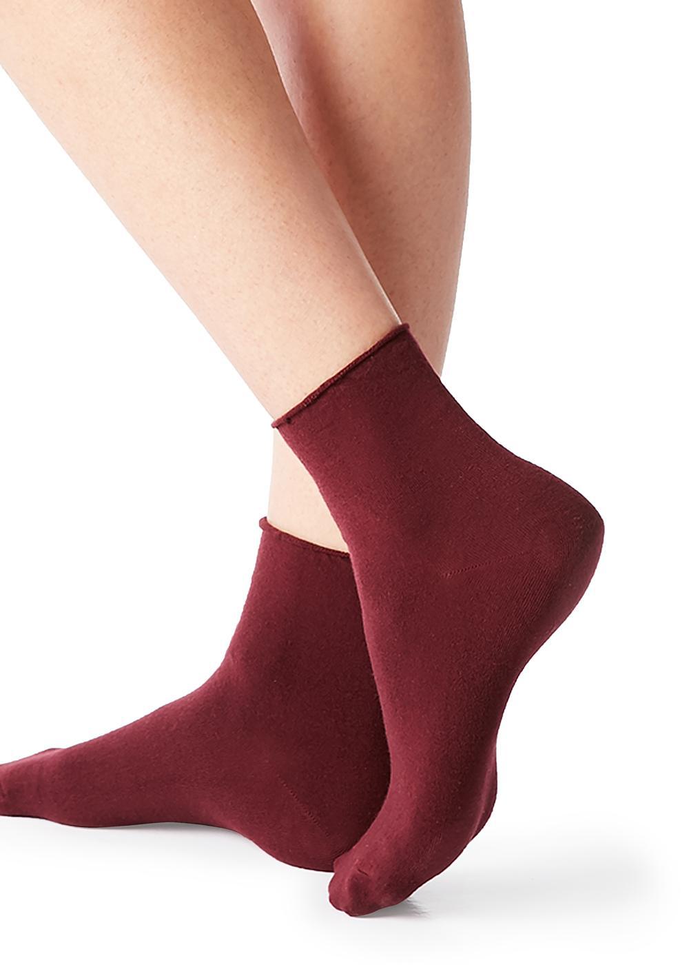 Cashmere Short Socks
