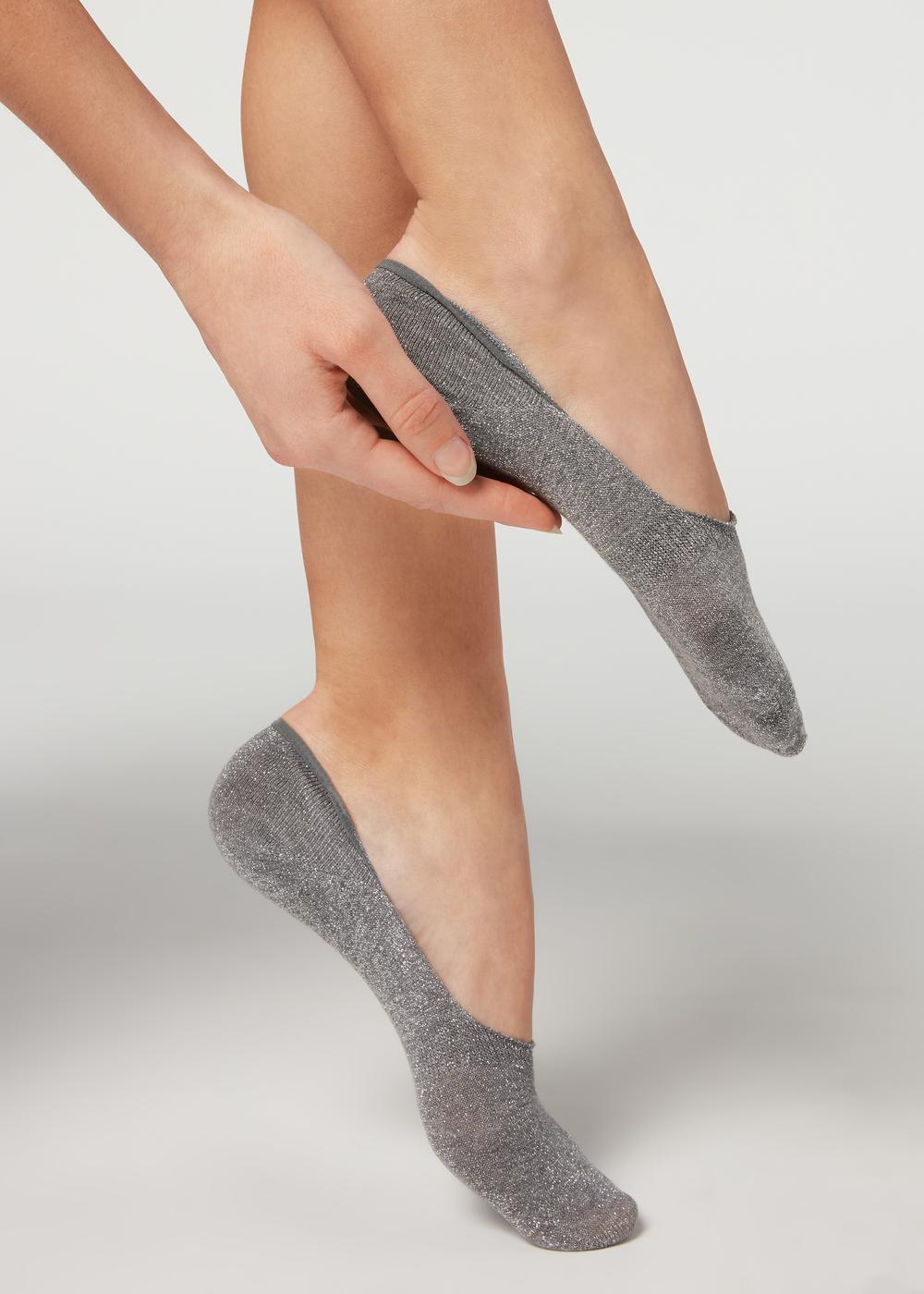 Cotton No-Show Socks