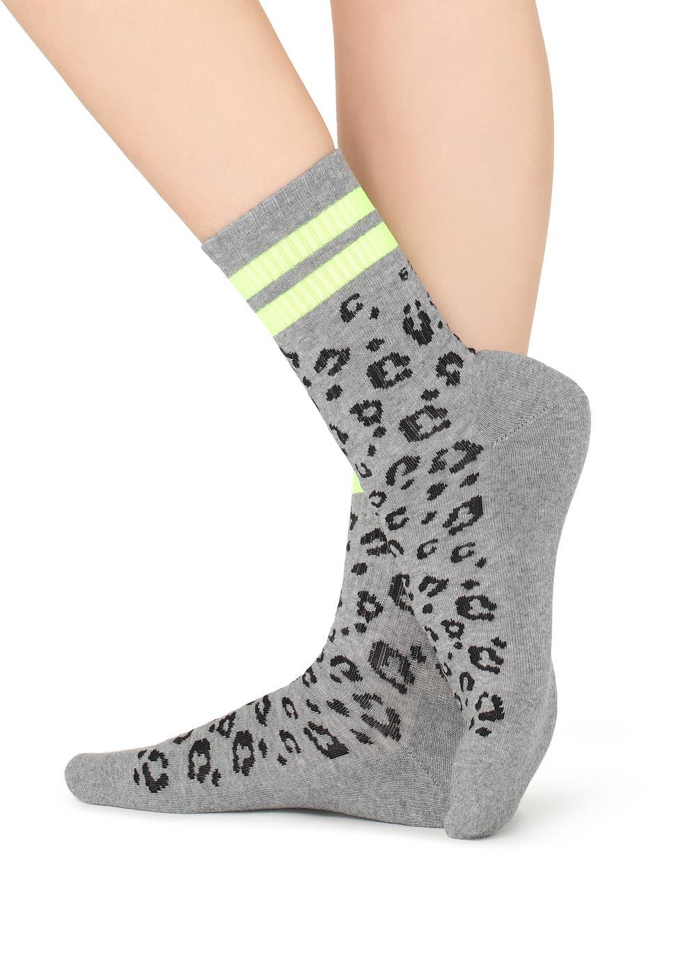 Kurze, trendige Socken