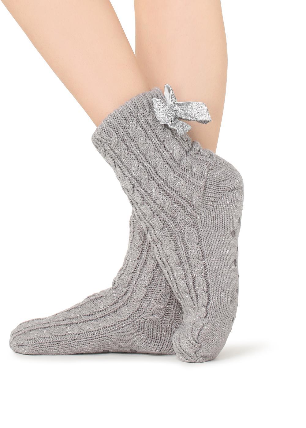 meilleur authentique a00a7 921e7 Chaussettes antidérapantes pour femme - Calzedonia