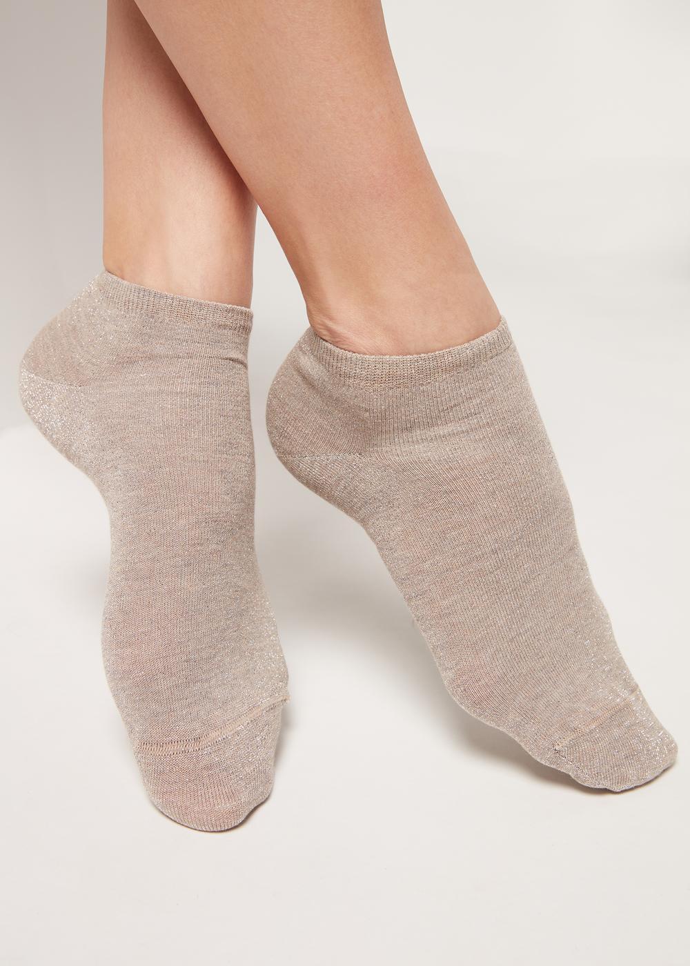 Glittery pop socks