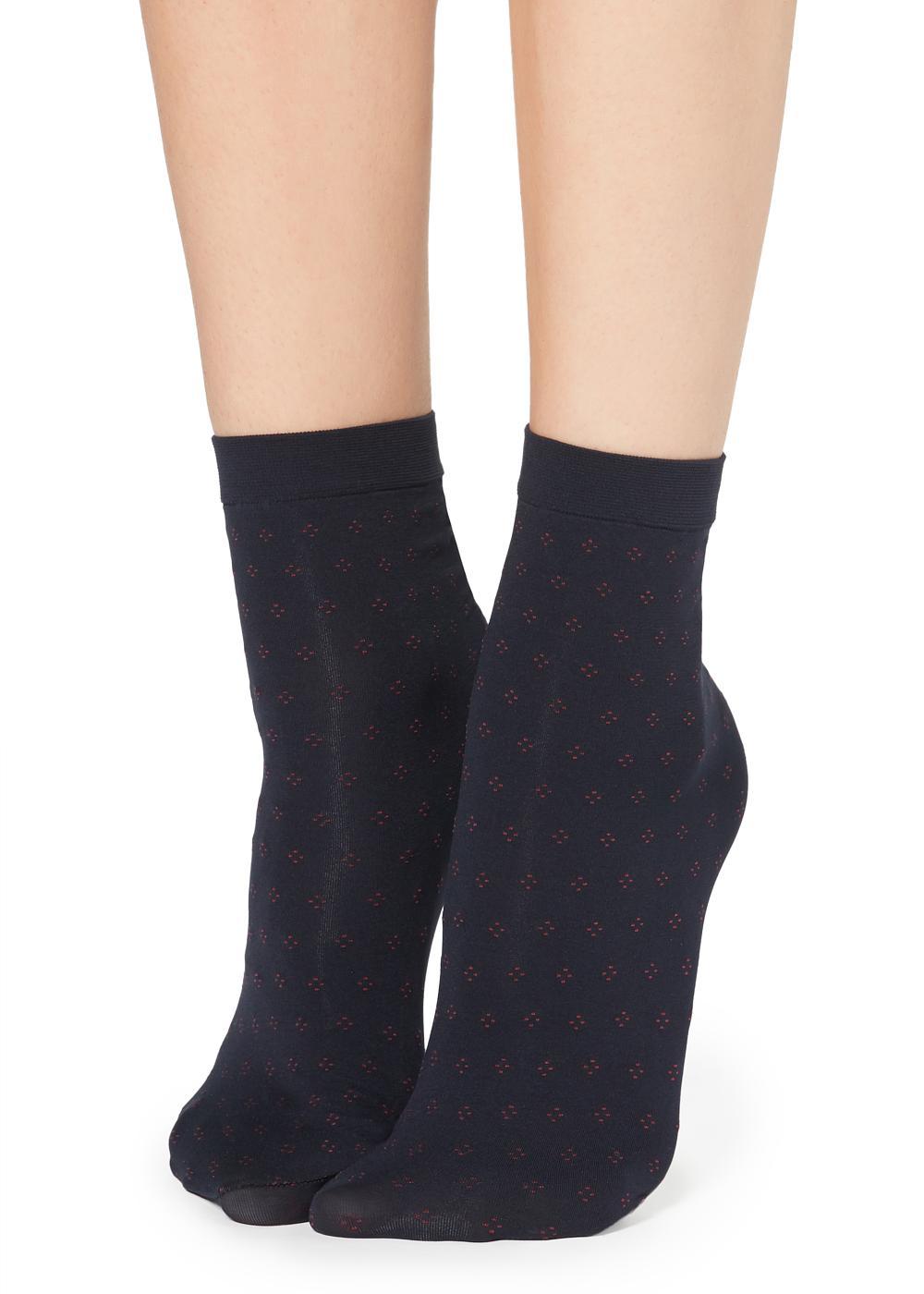 Classic patterned socks