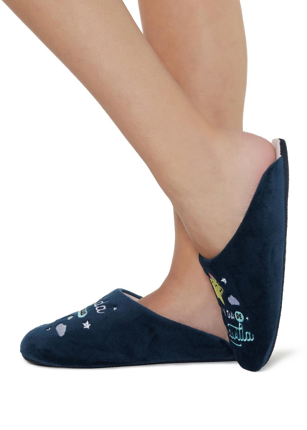 Zapatillas Navideñas Suaves