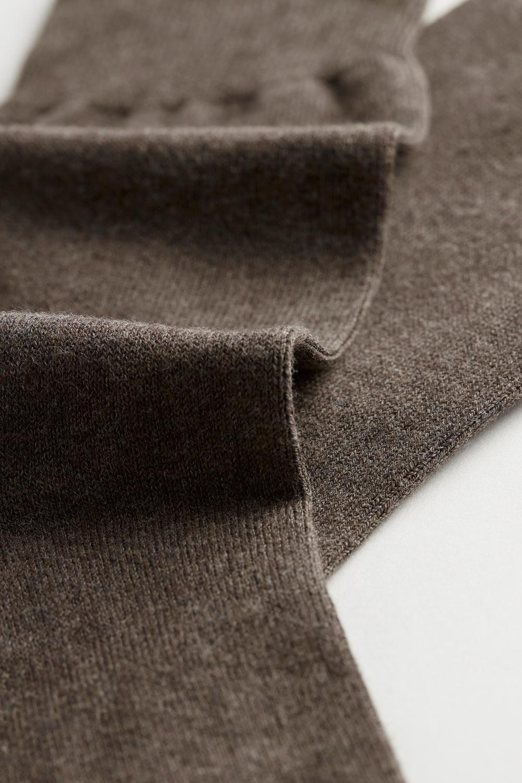Short Warm Cotton Socks
