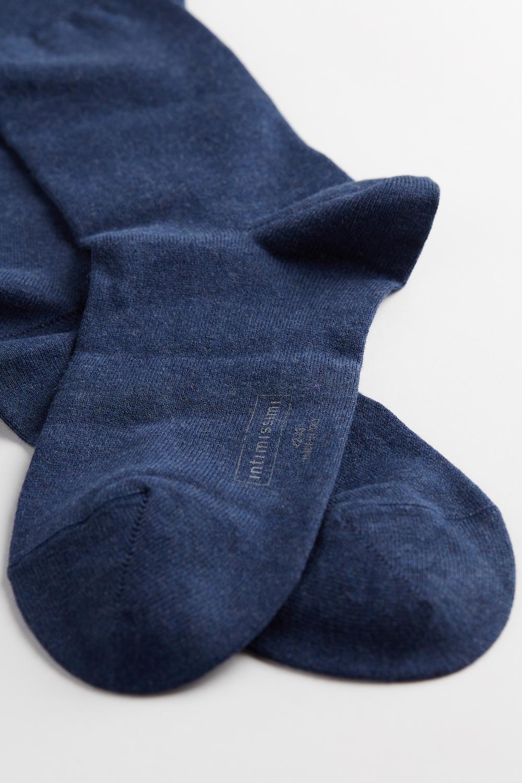 Kurze Strümpfe aus Warmer Baumwolle