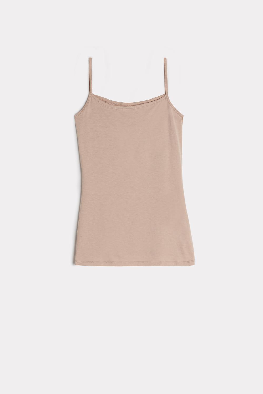 Extra-Fine Supima® Cotton Vest Top