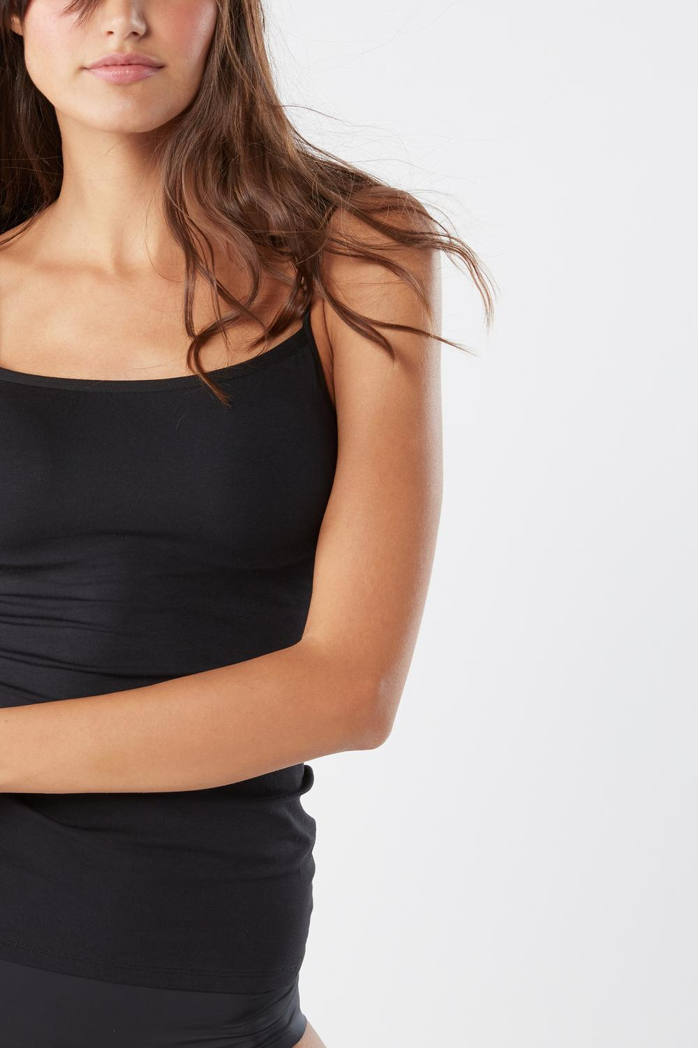 Micromodal Constructed Top