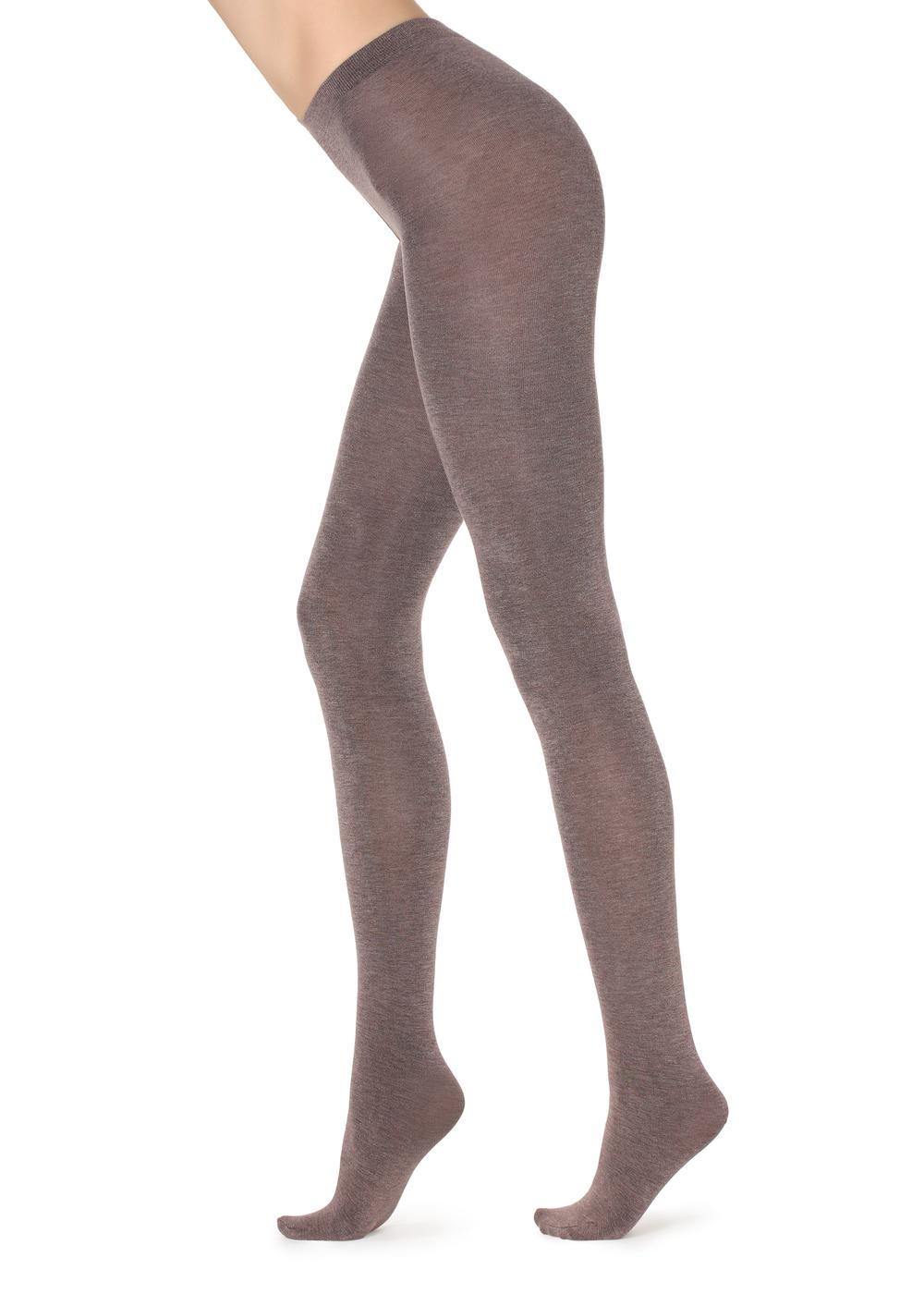 Super Opaque Tights with Cashmere