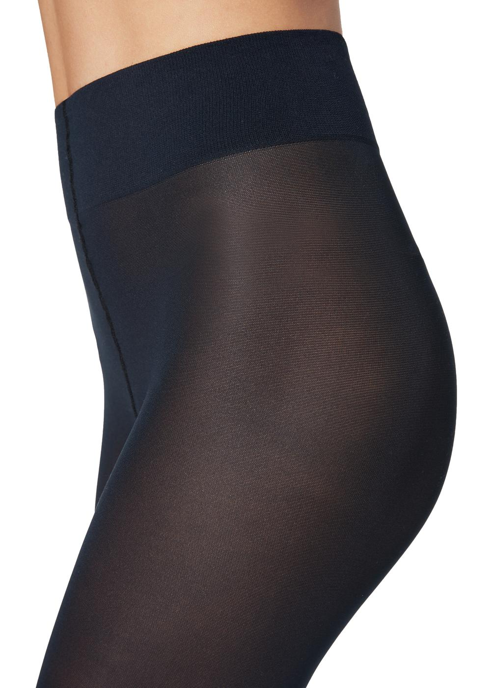 50 Denier Total Comfort Silky Touch Tights