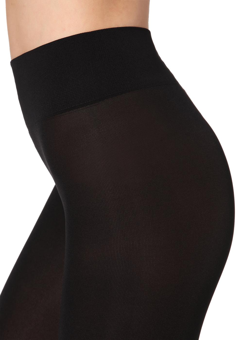 Collants 100 deniers ultra-confortables au toucher doux
