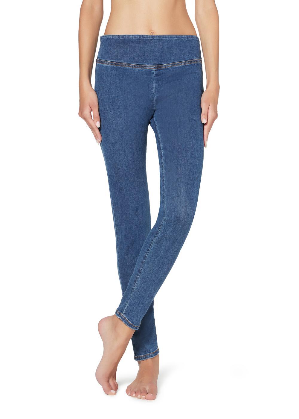 Leggings en jean skinny