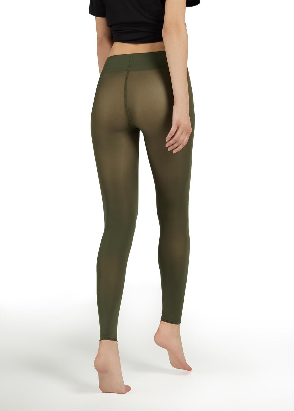 Blickdichte Soft Touch Total Comfort Leggings
