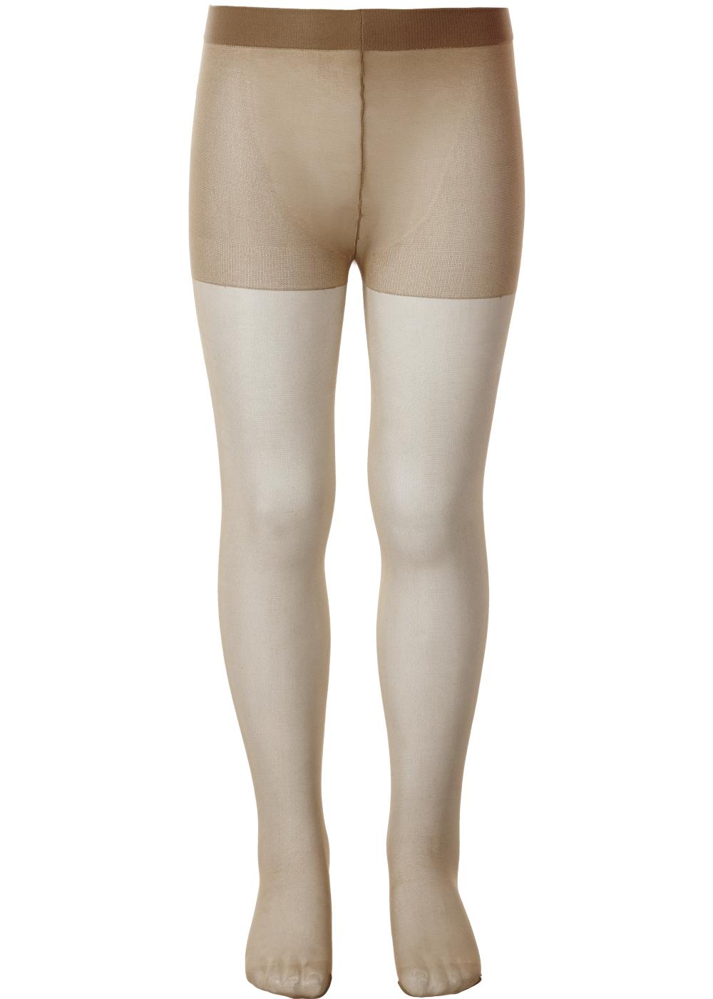 Girls' 20 denier sheer tights