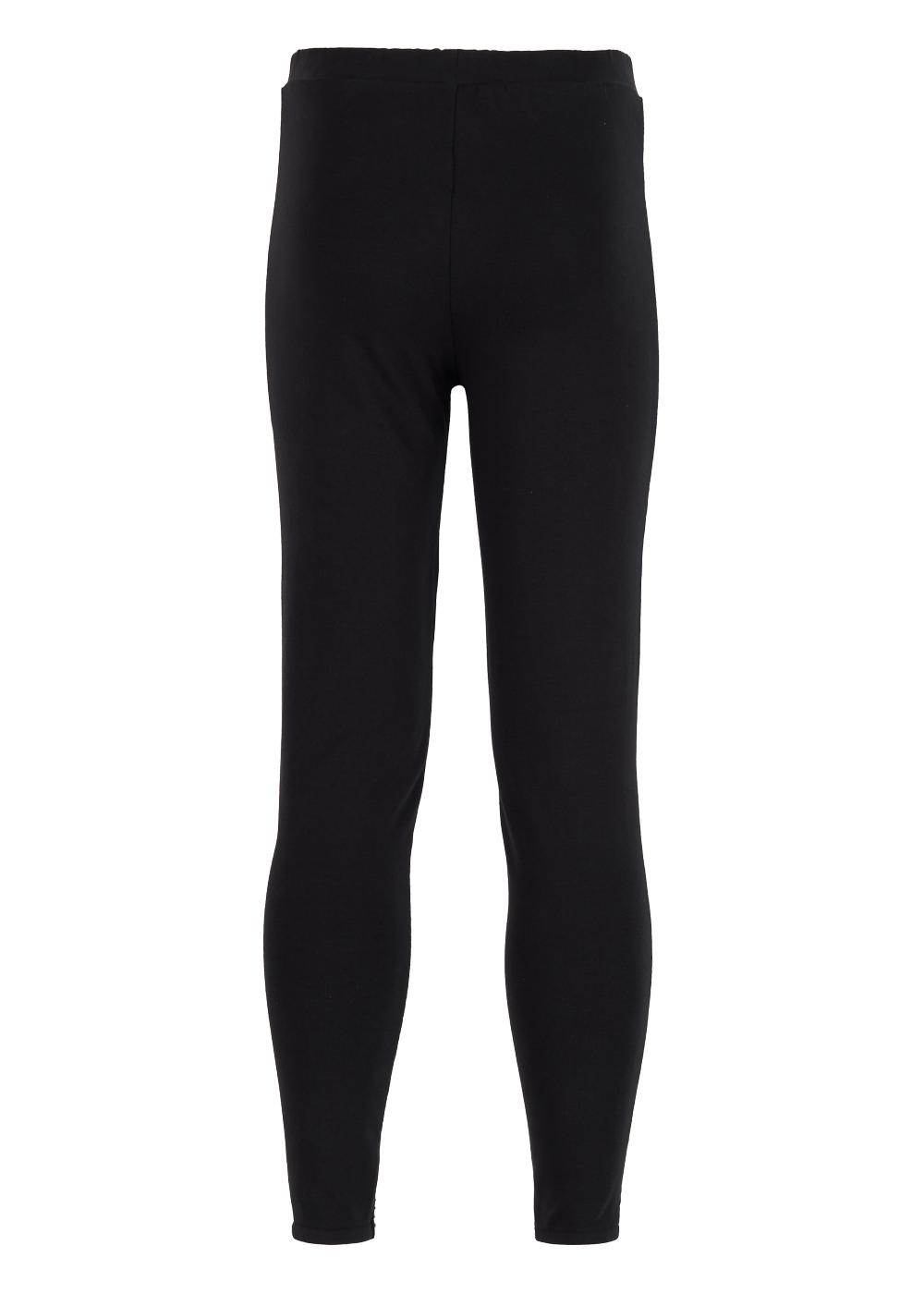 Girls' Thermal Leggings with Sequins