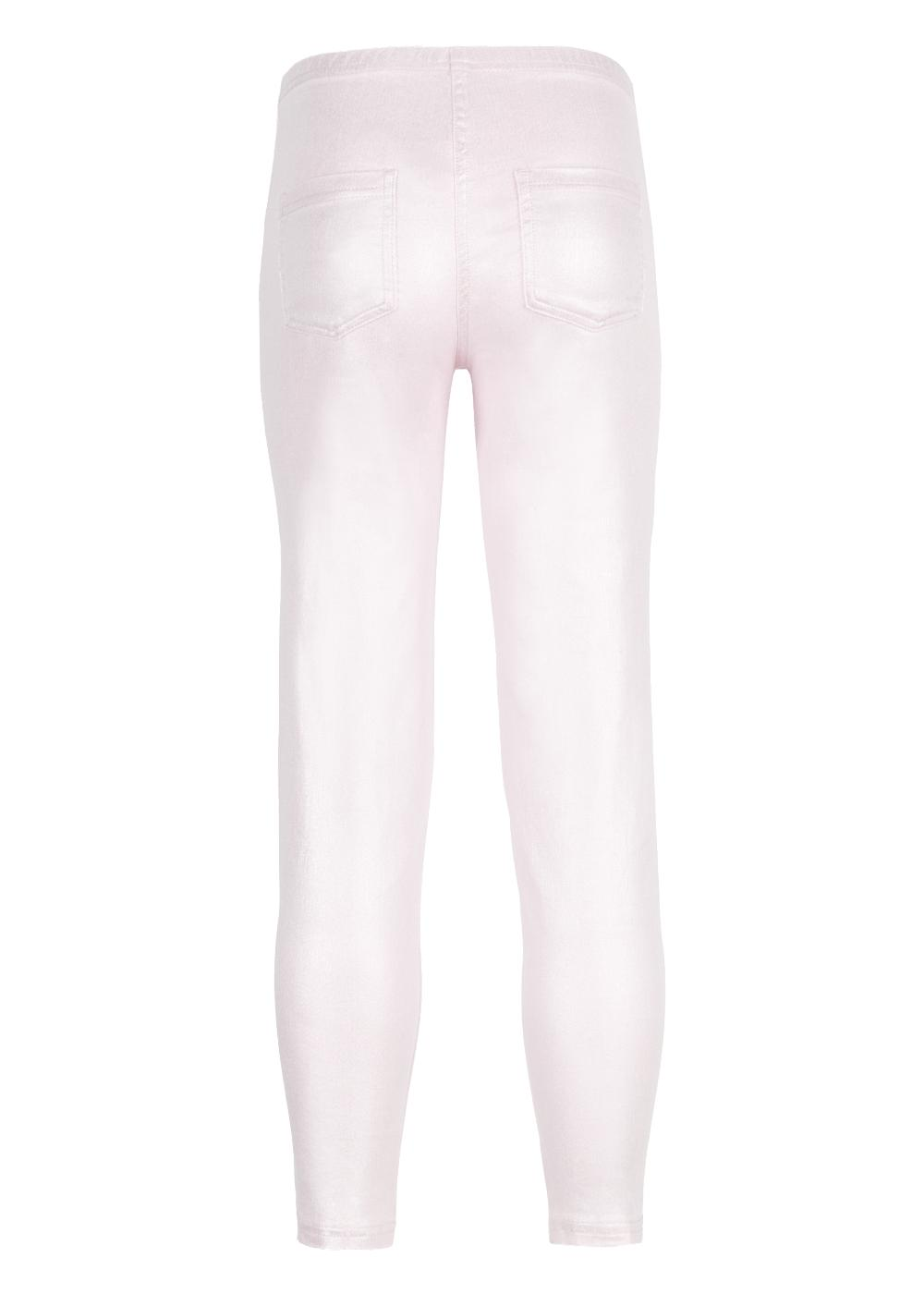 Jeggings Denim Iridescente