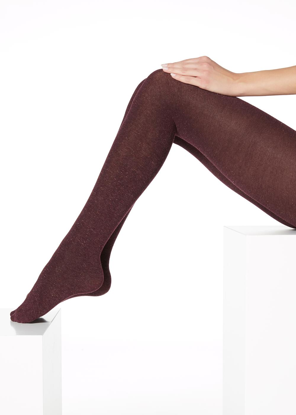 Soft Glitter Tights