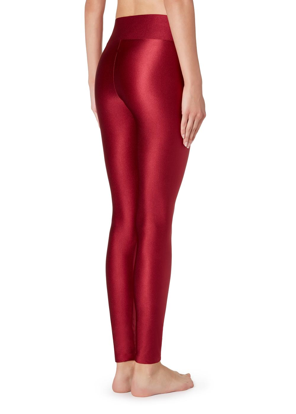 Superglänzende Leggings