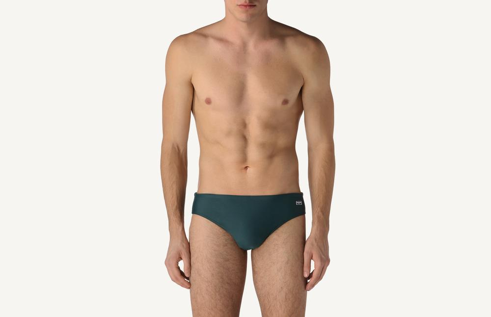 Basic Microfibre Swim Briefs