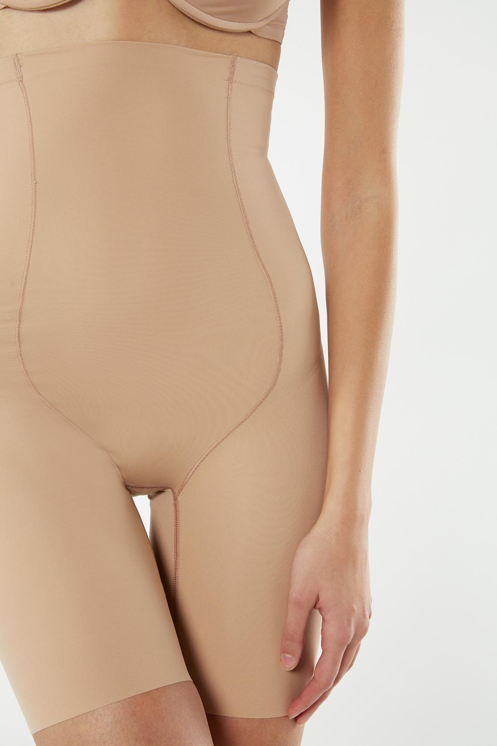 Kurze Shaping-Hose mit hoher Taille
