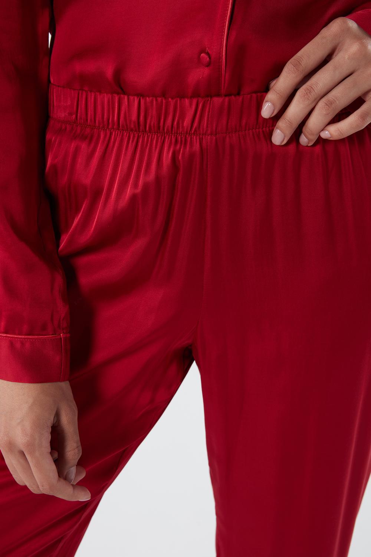 Pantalone in Raso di Viscosa