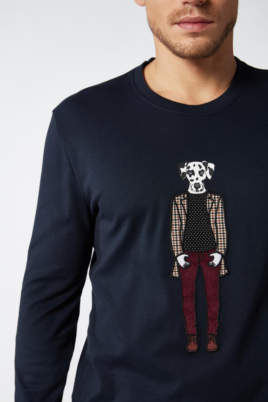 Pyjama Long Dalmatien