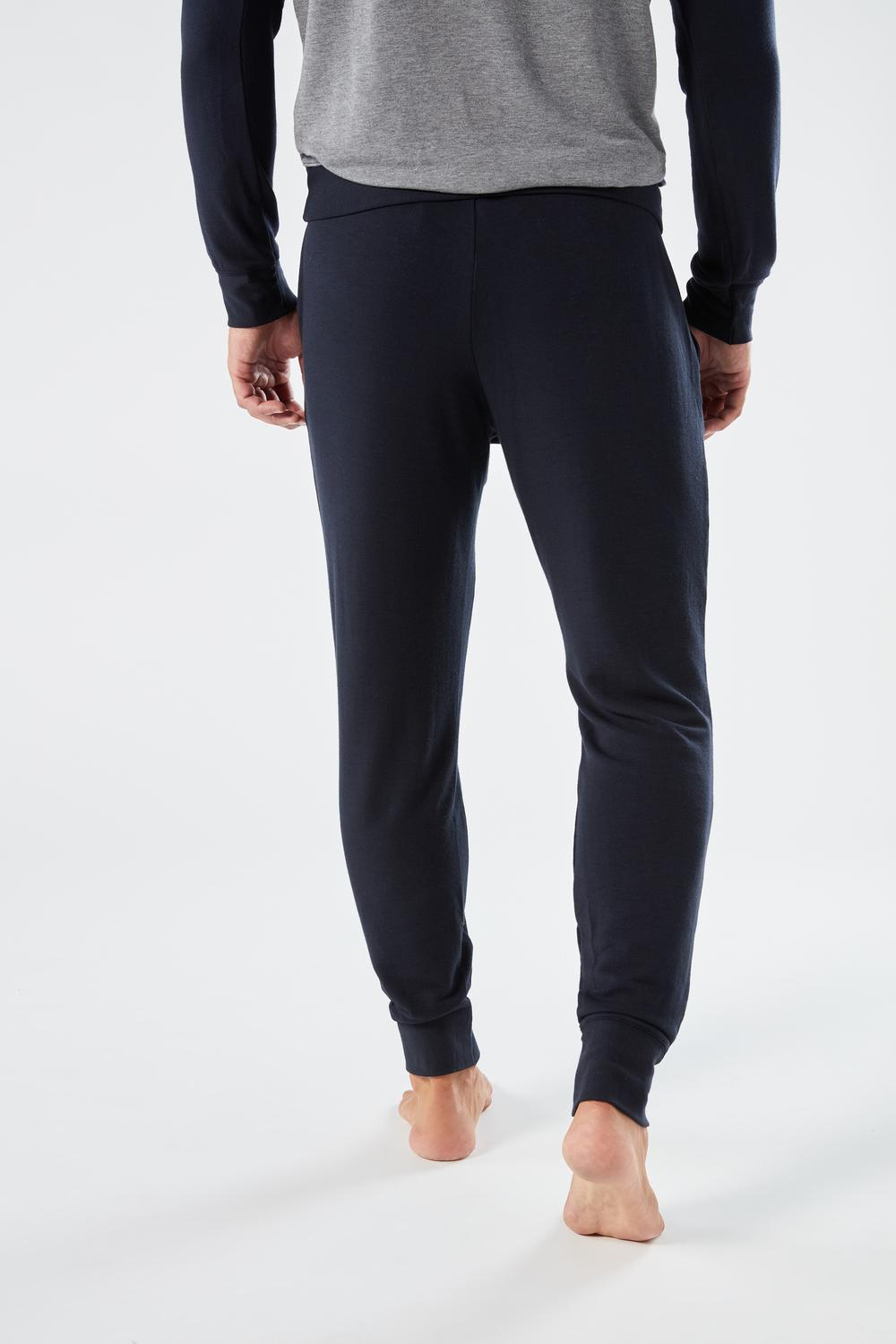 Long Micromodal Trousers