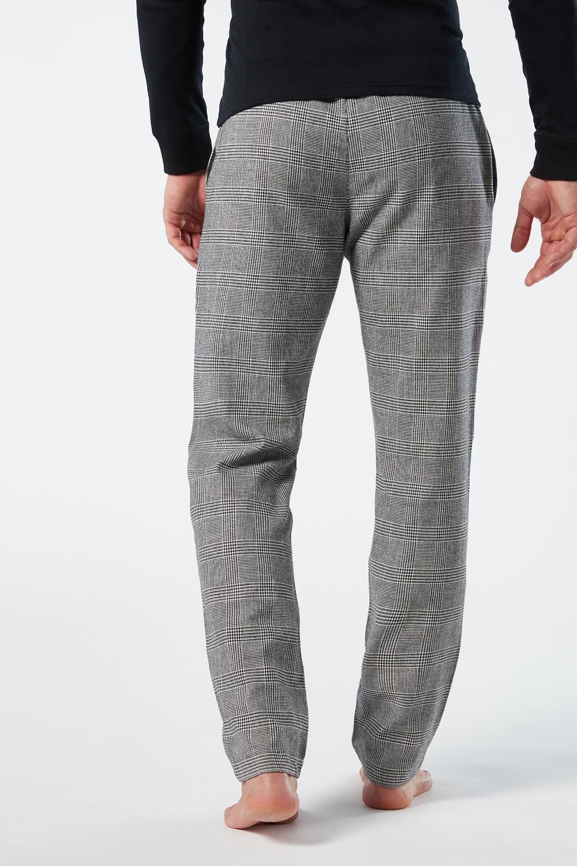 Long Glen Plaid Trousers
