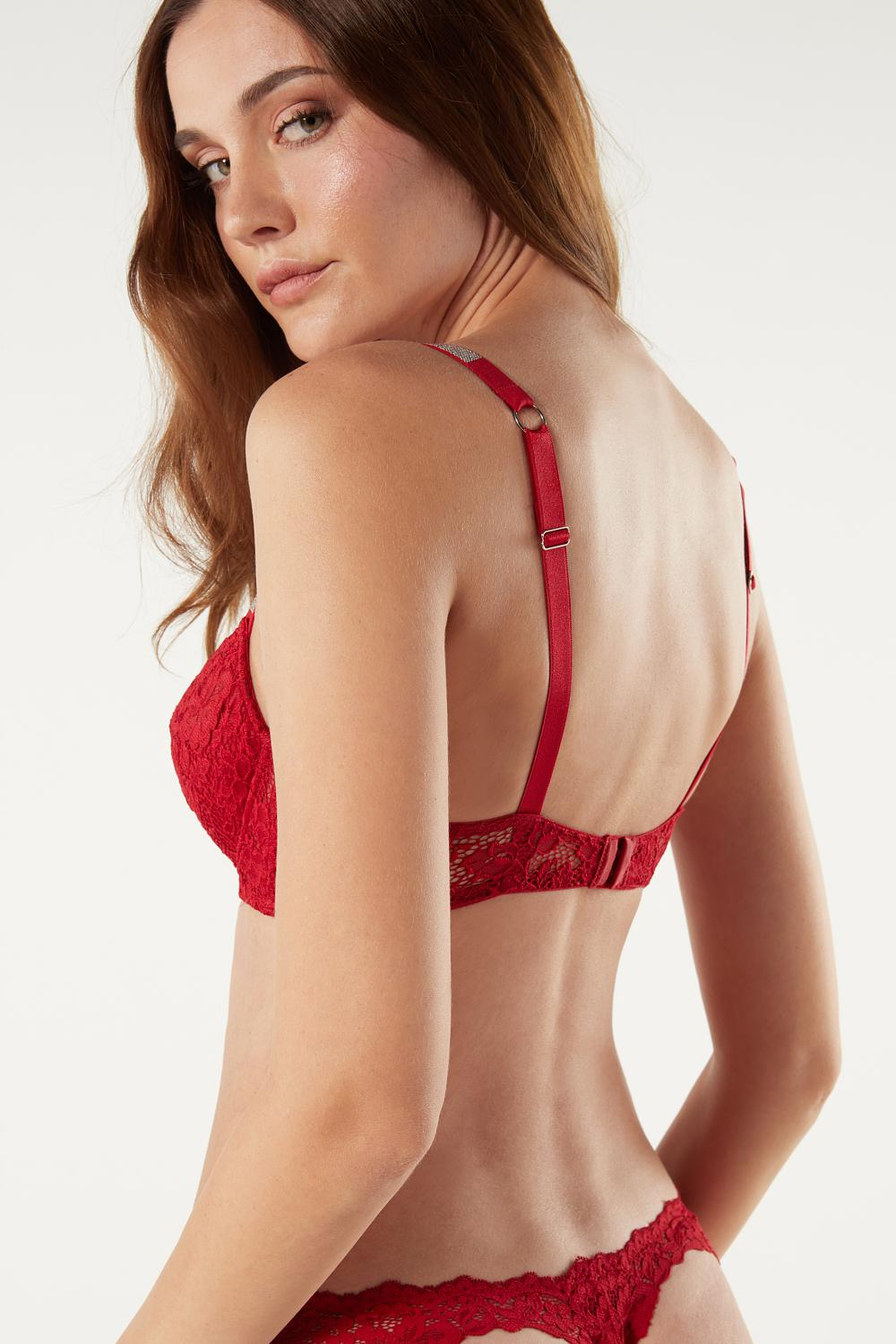Carioca Holiday Lights Bra