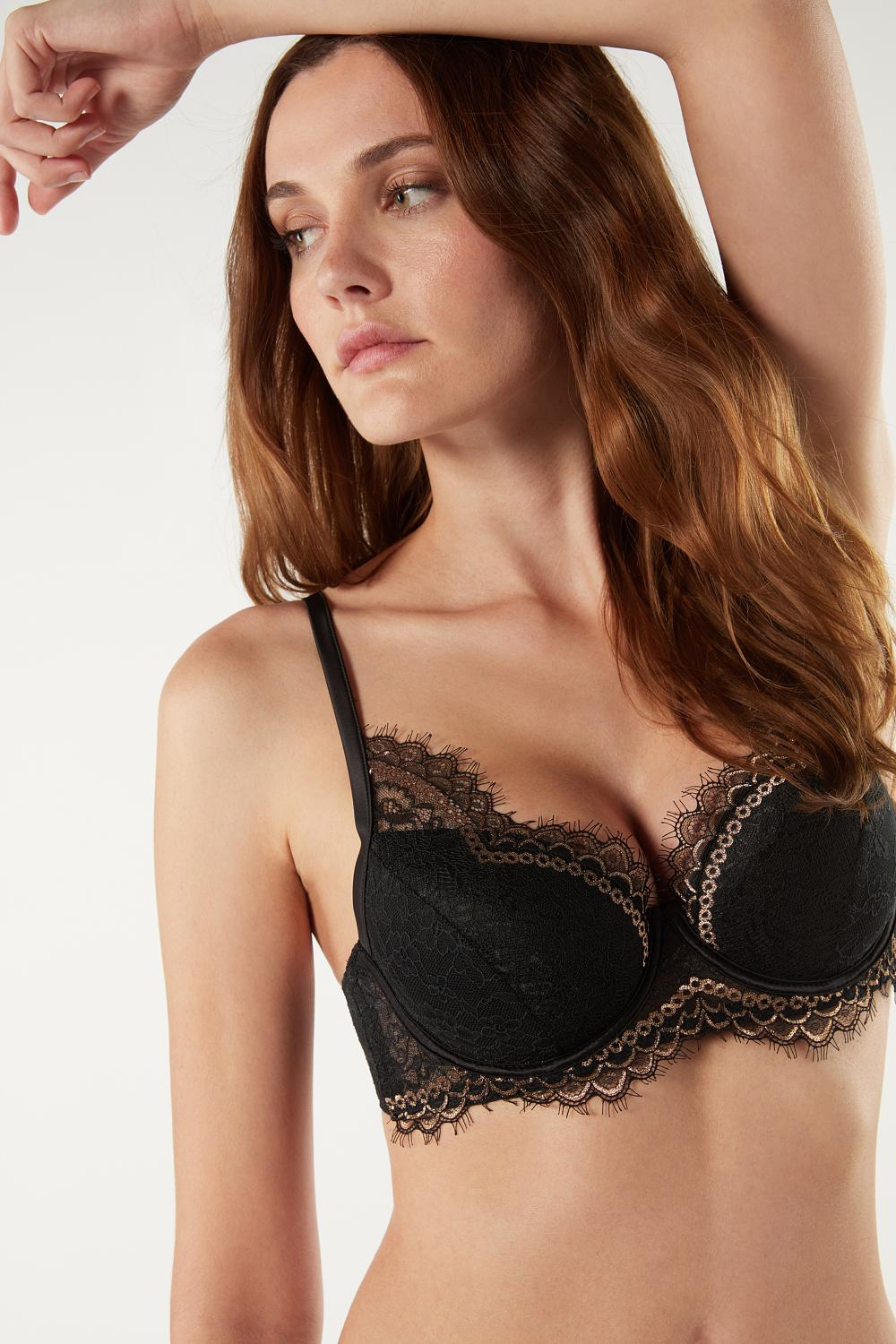 Sofia My Golden Touch Balconette Bra