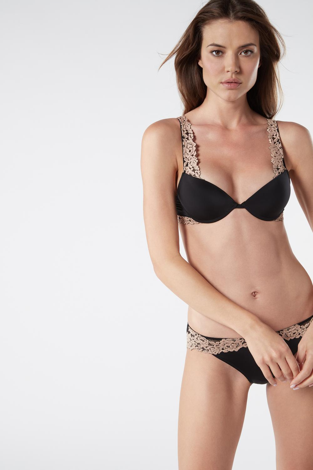 Reggiseno Push-up Bellissima Pretty Flowers