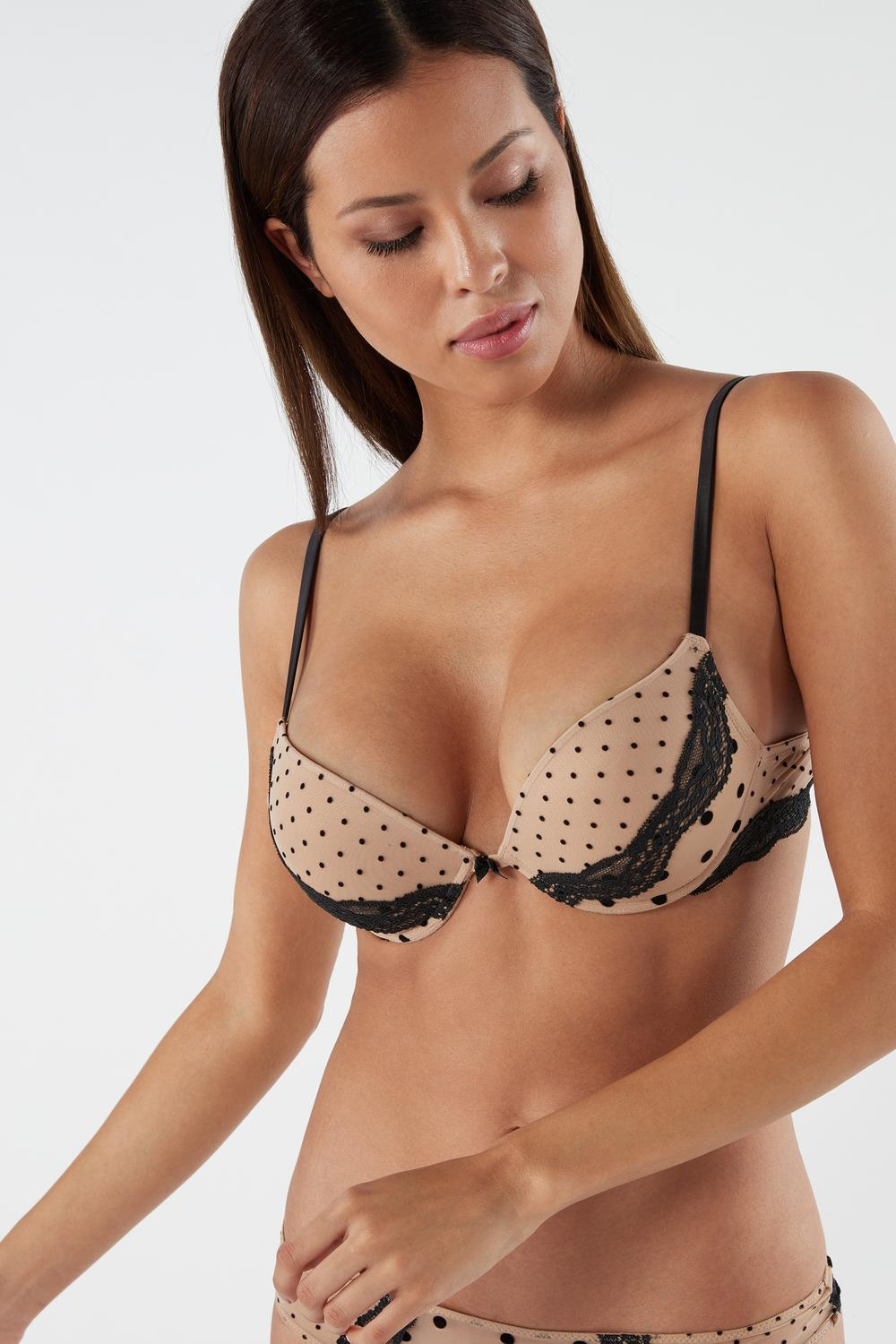 Reggiseno Super Push-up Simona Flirty Nudes