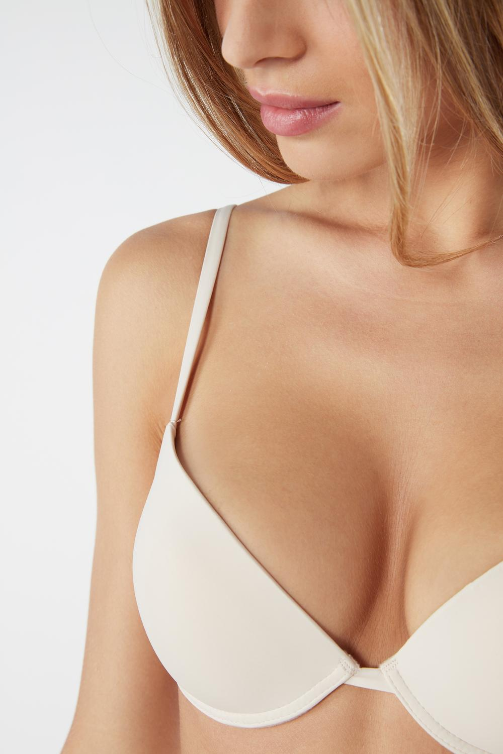 Simona Microfibre Super Push-Up Bra