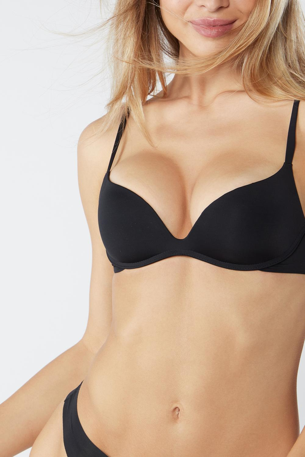 Reggiseno Gioia Super Push-Up In Microfibra