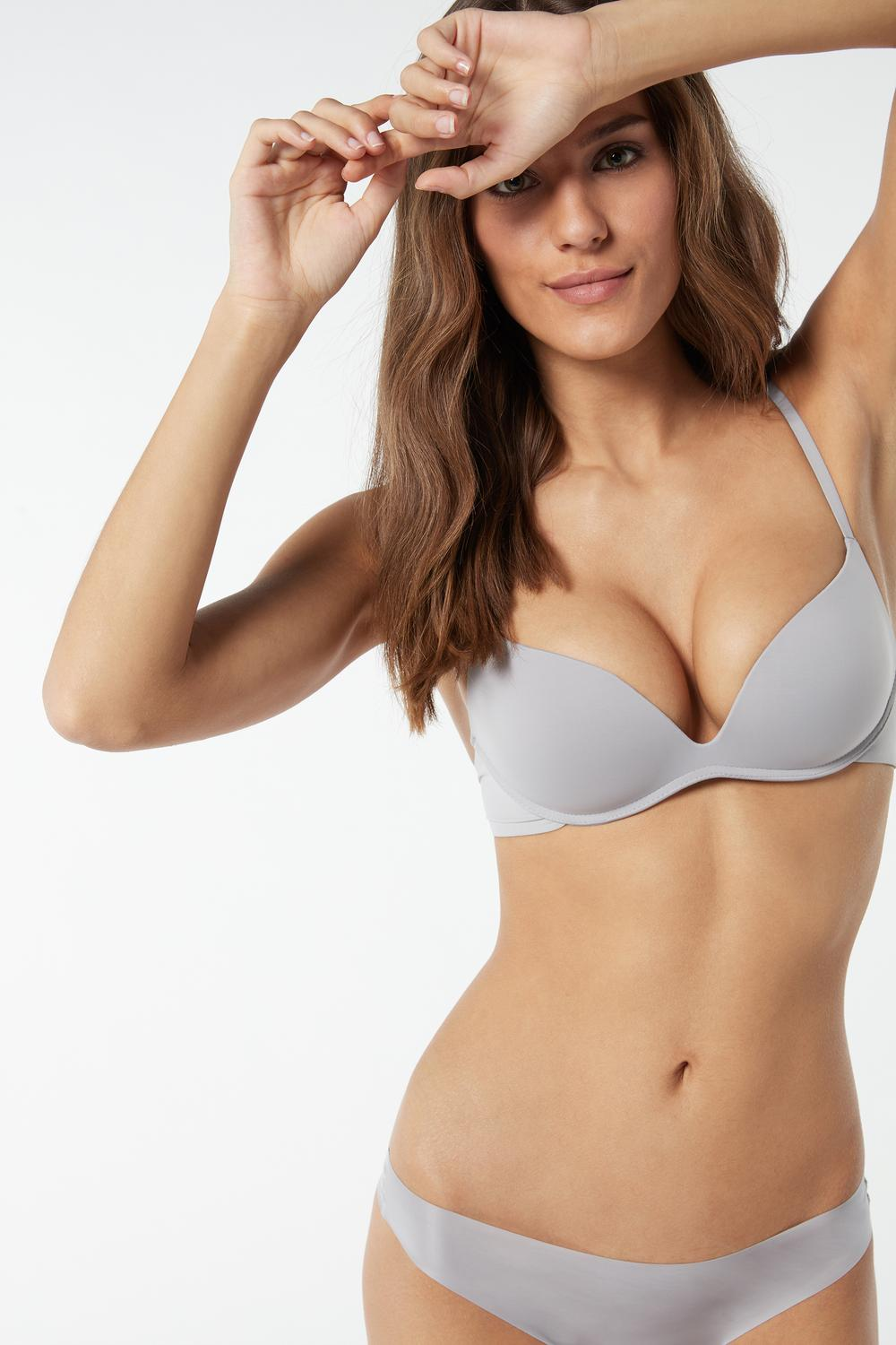 Gioia Super Push-Up Bra in Microfibre