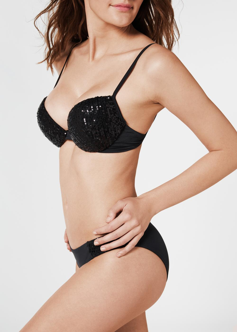 Barbara Extra Padded Push Up Bikini Top