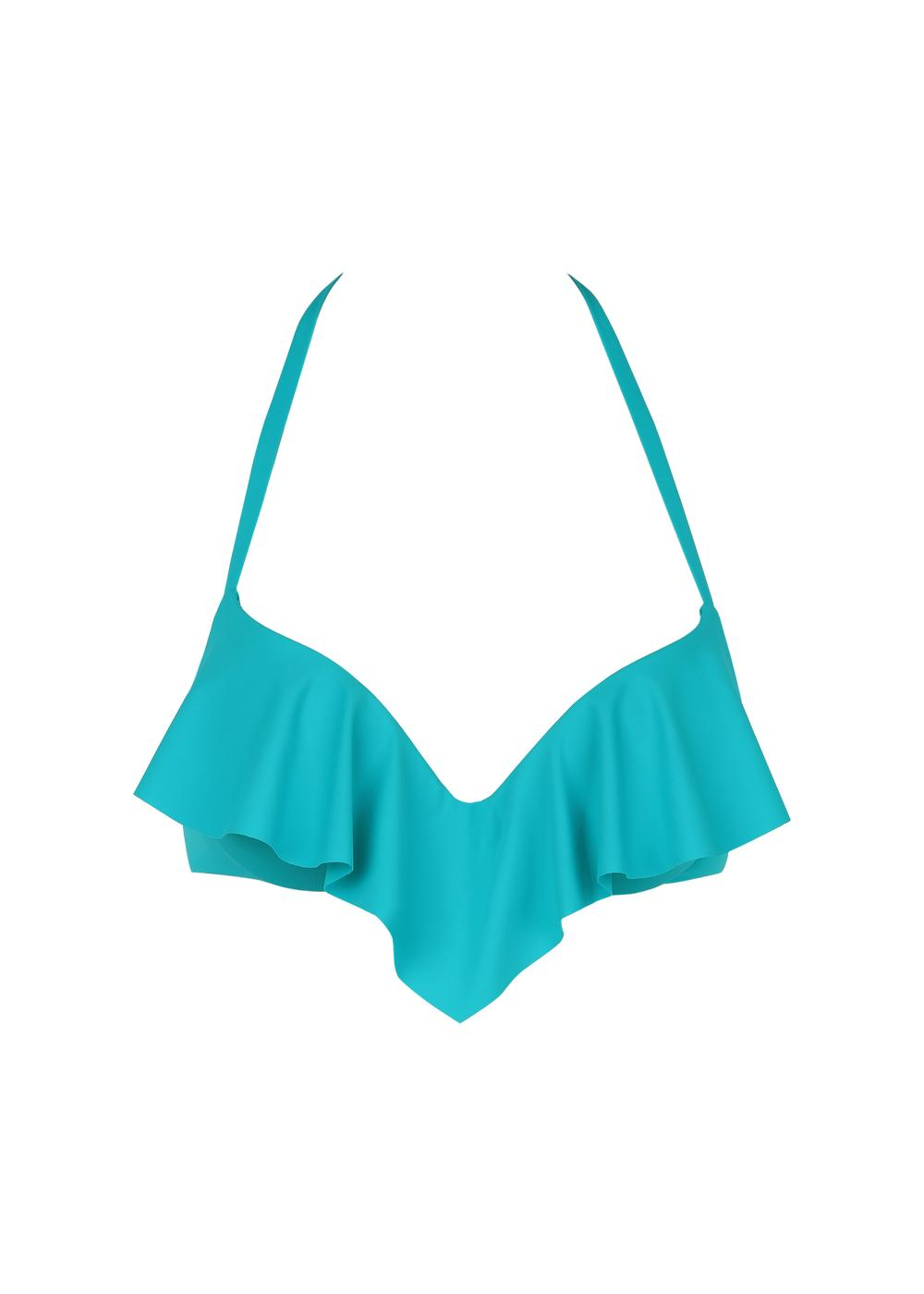 Super Push Up Bikinitop Mit Volant Indonesia