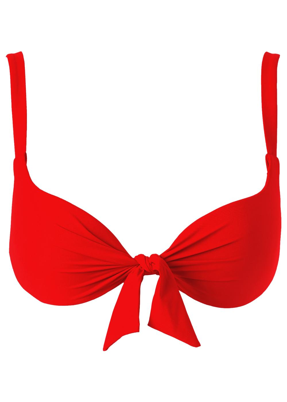 Haut de Maillot Push-up Indonesia Patrizia