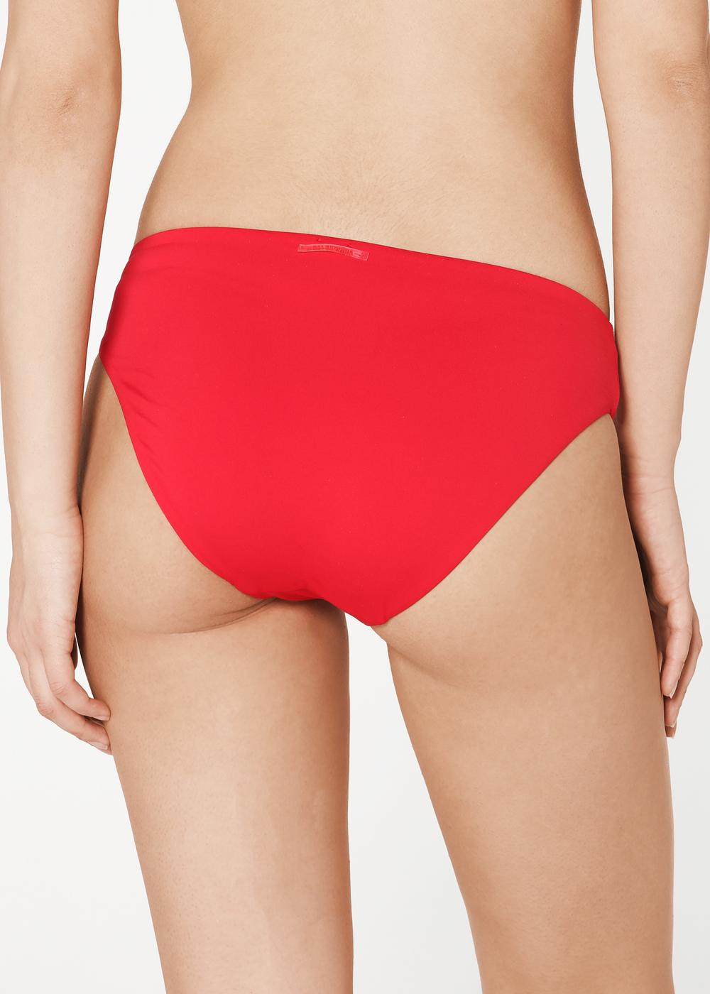 Indonesia High Waist Bikini Bottoms