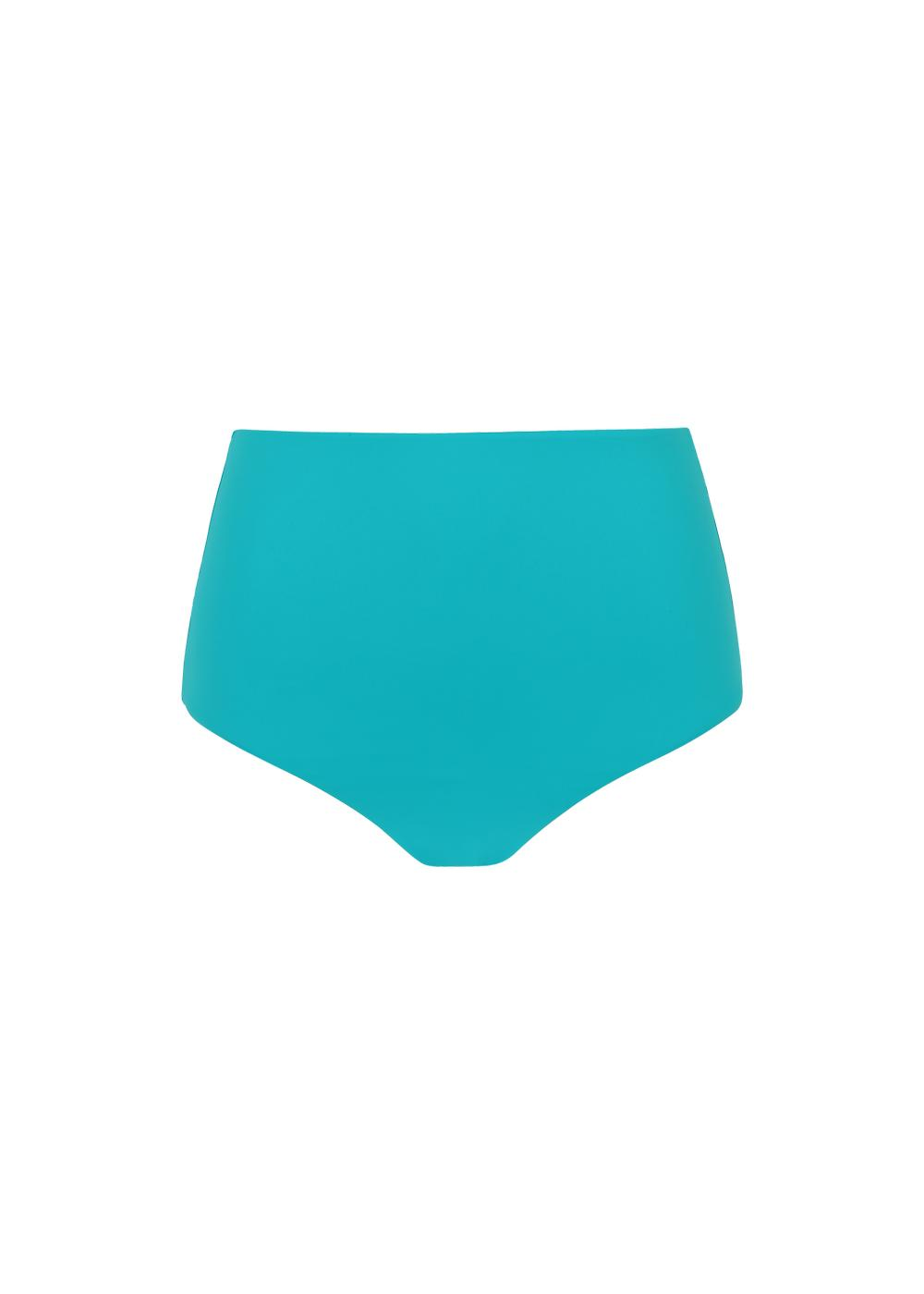Indonesia High Waist Shaping Bikini Bottoms