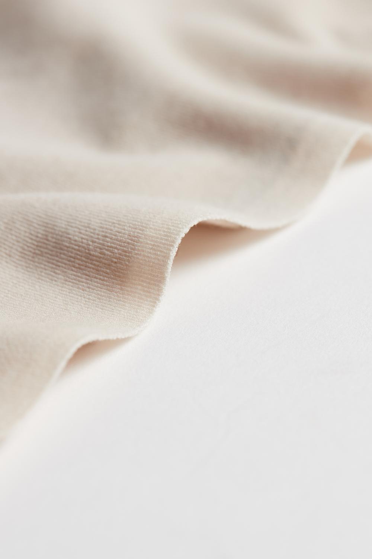 Laser-cut Cotton Brazilian Underwear