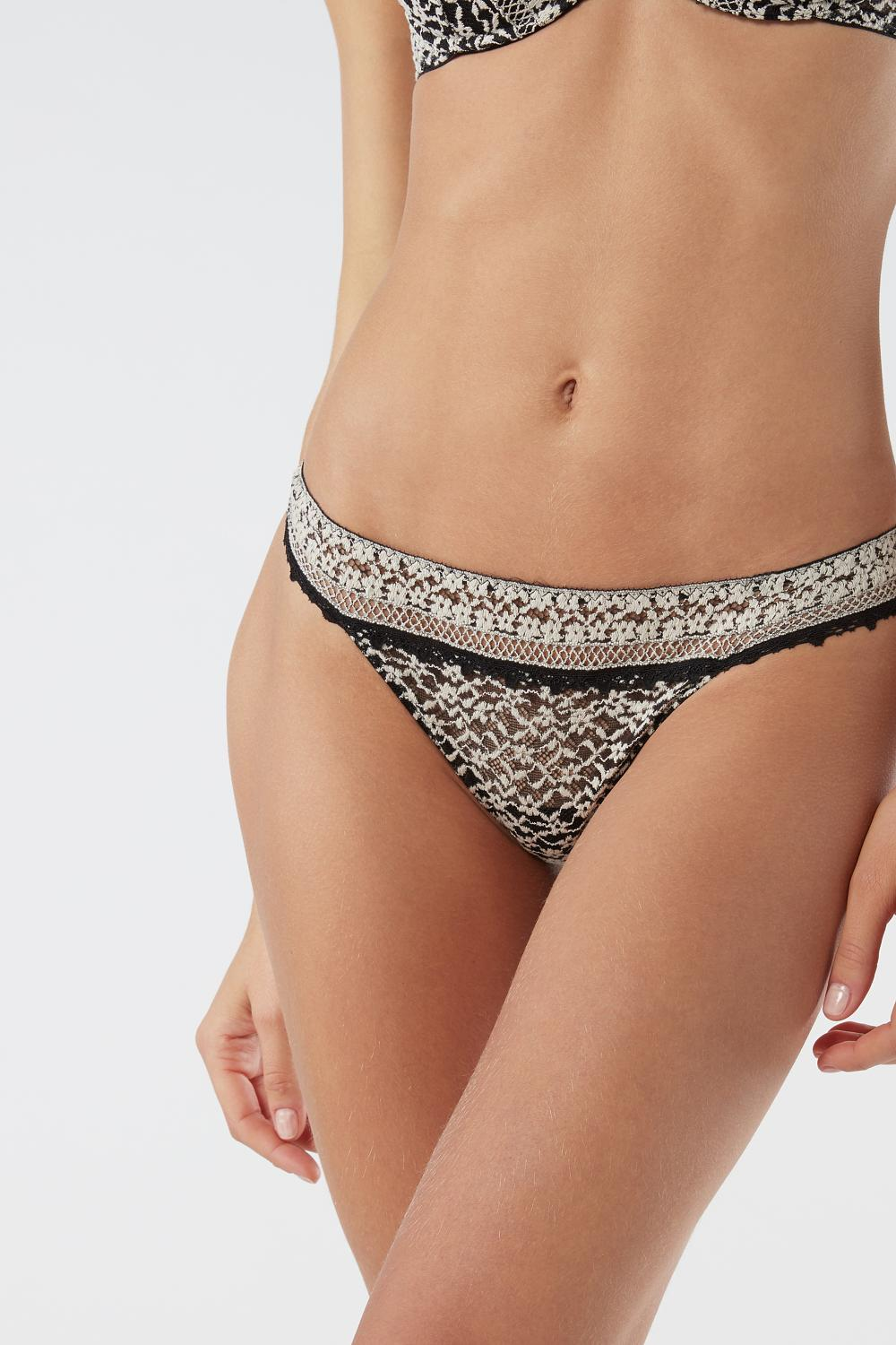 Let Me Be Romantic Cheeky Briefs
