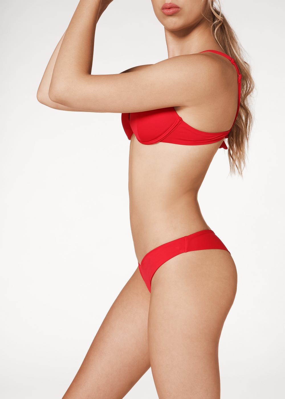 80's Indonesia Brasilian Bikini Bottom
