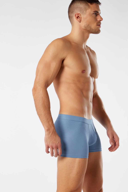 Stretch Cotton Boxer Shorts
