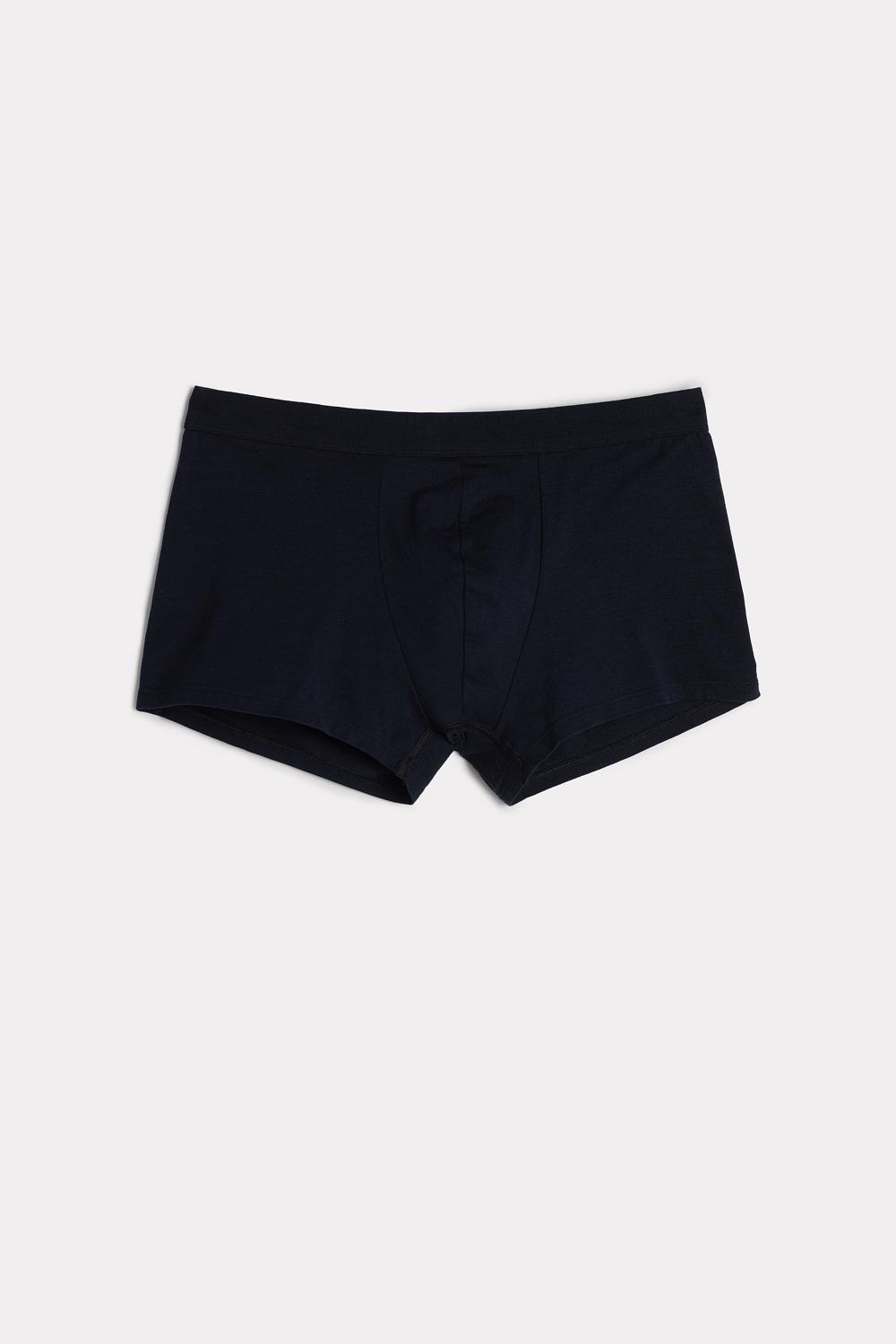 Stretch Lisle Boxers
