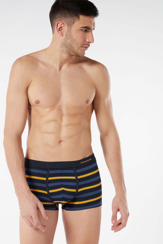 Striped Stretch Supima Cotton Boxers