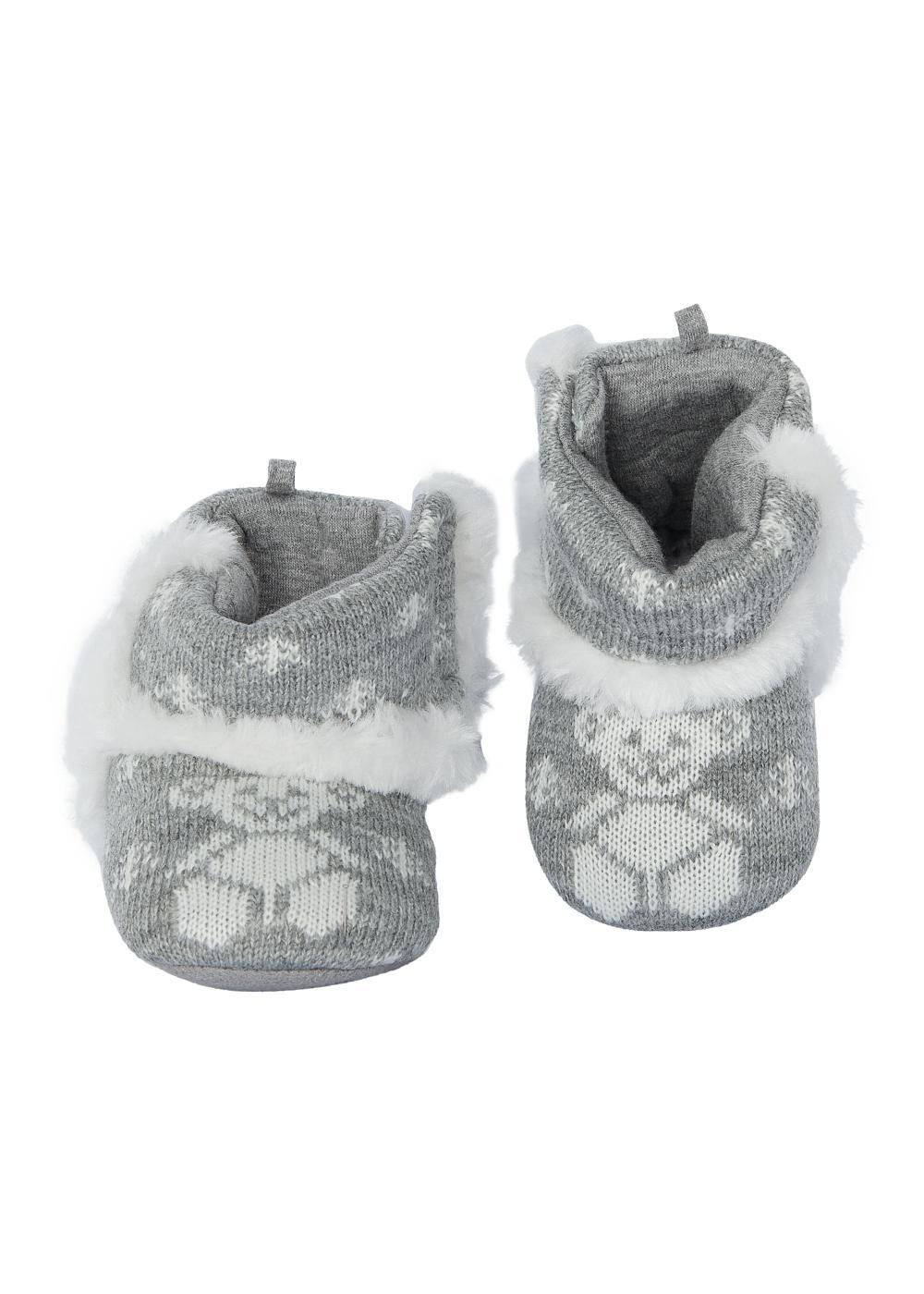 Warme Babyschühchen