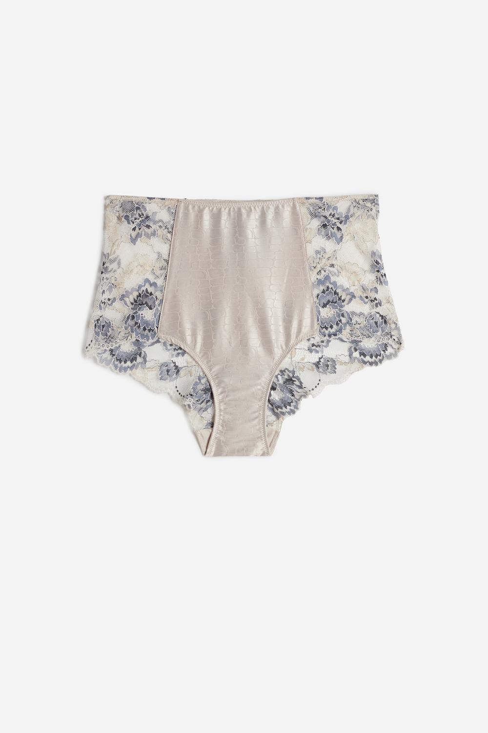 Delicate Lullaby French Knickers im Brazilian-Stil
