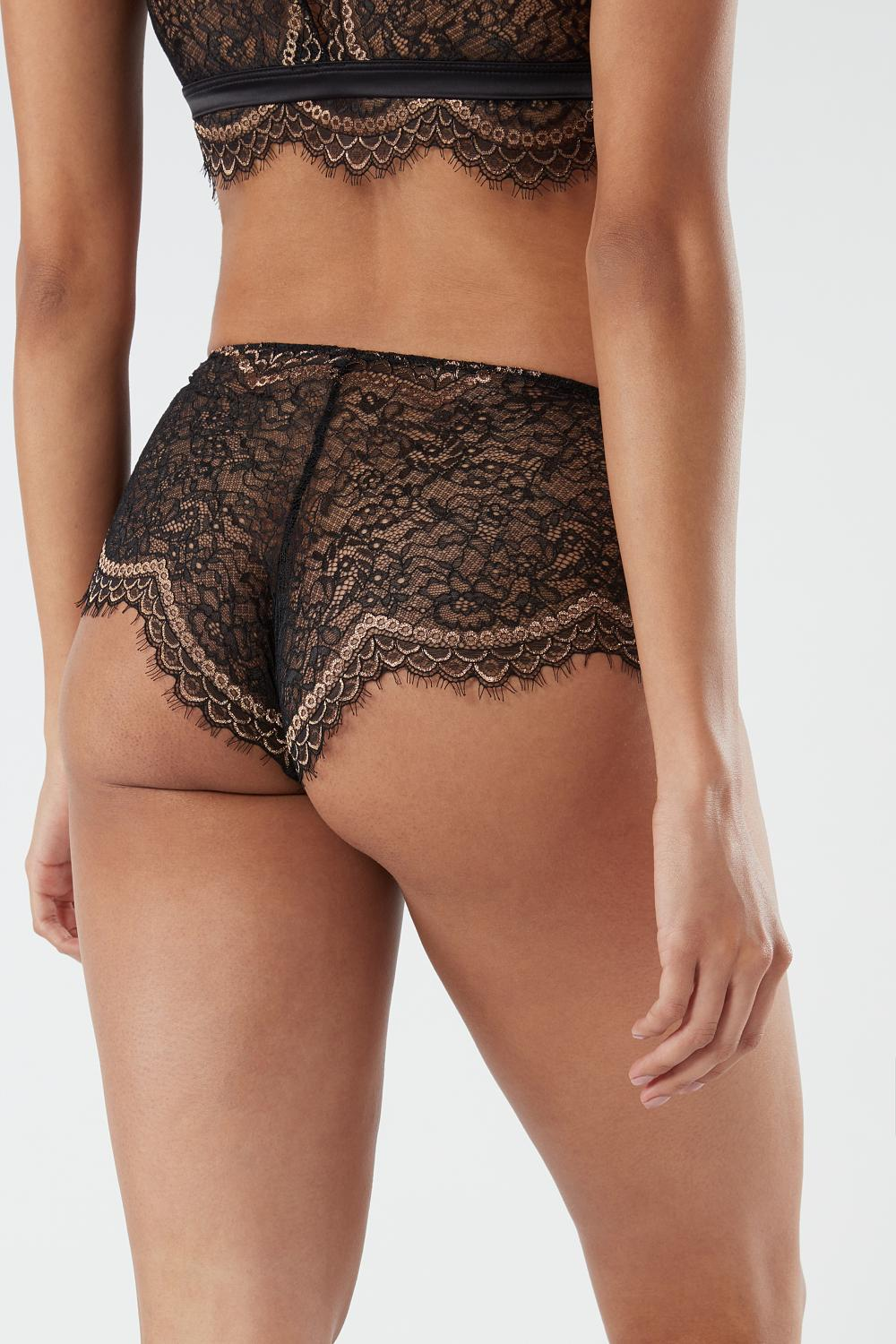 My Golden Touch Brazilian French Knickers