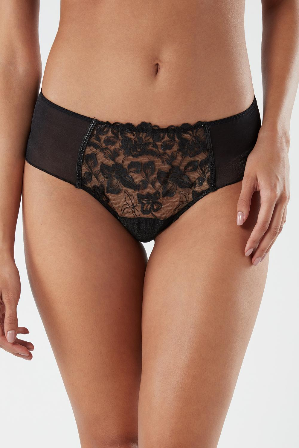 Glossy Glam French Knickers