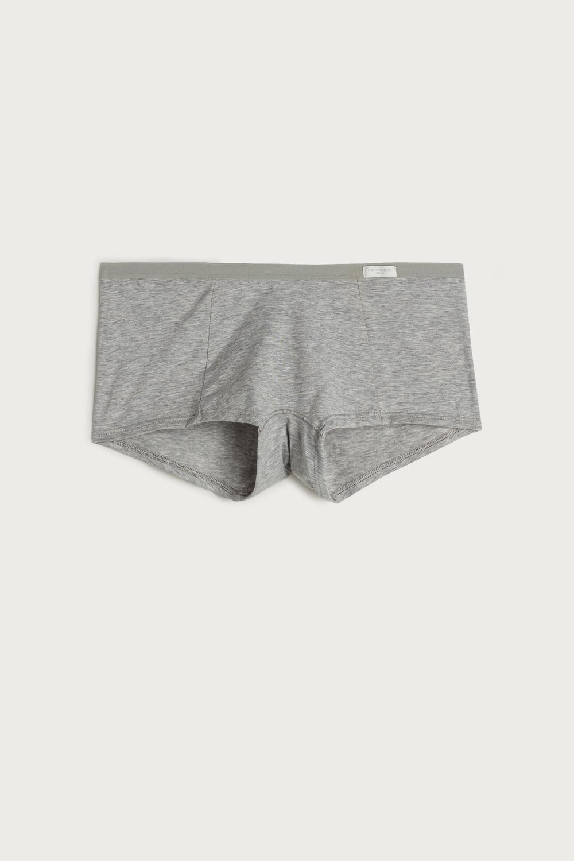 Höschen-Panty aus Naturbaumwolle
